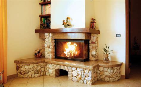 rivestimenti per camini a legna camini termocamini e stufe a pellet legna o biomassa