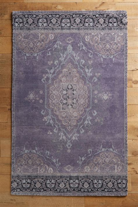 Anthropologie Kitchen Rug Overdyed Vedado Rug Anthropologie