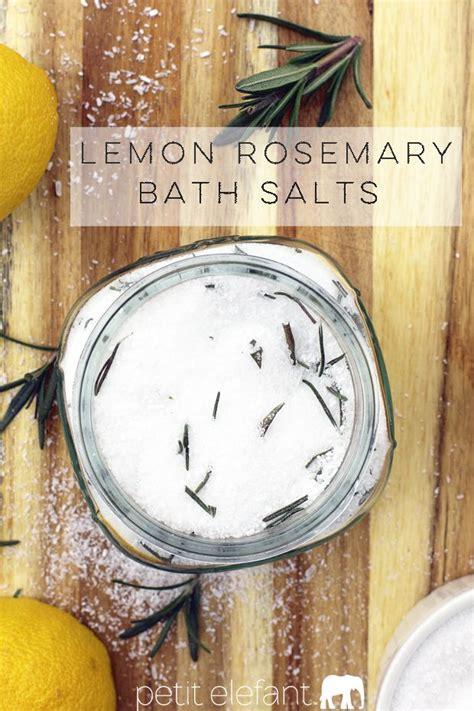 Make Your Own Detox Bath by 25 Unique Bath Salts Ideas On Diy Bath Salts