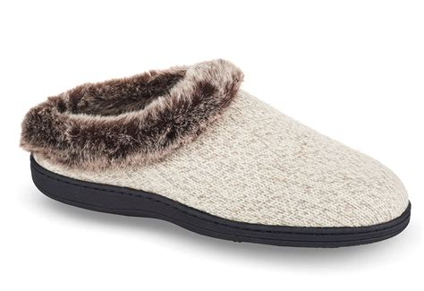 sharper image slippers most comfortable s arch supporting indoor outdoor