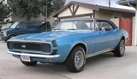 1967 chevy mustang chevrolet camaro 1967 vs ford mustang 1967 autos y
