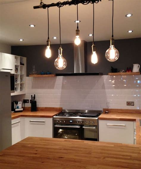 Unique Kitchen Island Lighting Industrial Unique And Wraps On