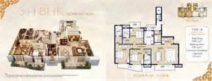 3 bhk home design layout 100 3 bhk home design layout flat roof house plans