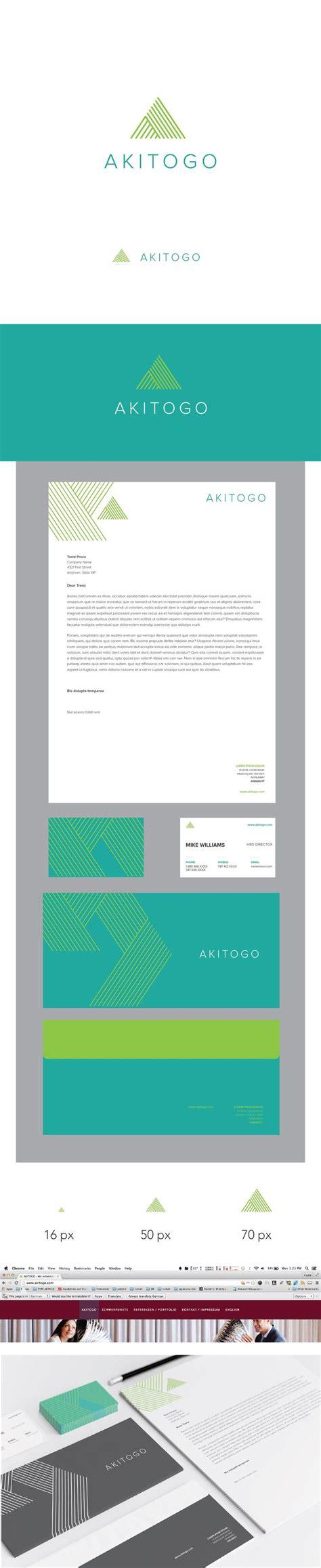 business card letterhead design inspiration 25 gorgeous letterhead design ideas on