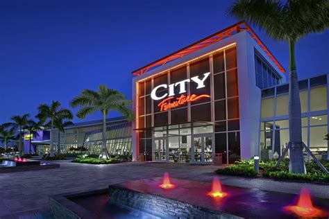 Mattress Stores Boca Raton by City Furniture Furniture Stores 3350 Airport Rd
