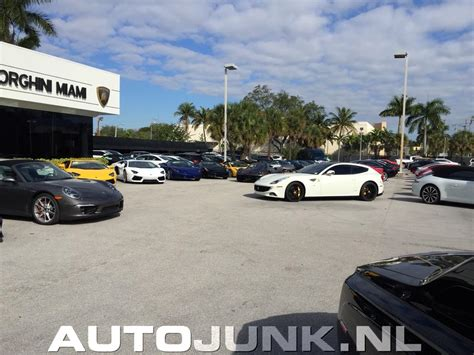 Prestige Imports Lamborghini Miami Lamborghini Miami Prestige Autoimports Foto S 187 Autojunk
