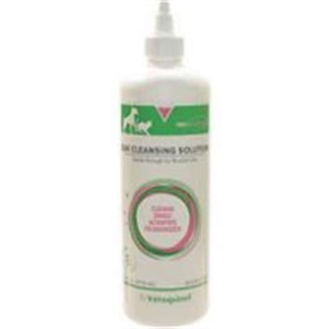ear cleaning solution vetoquinol vet solutions ear free shipping at chewy