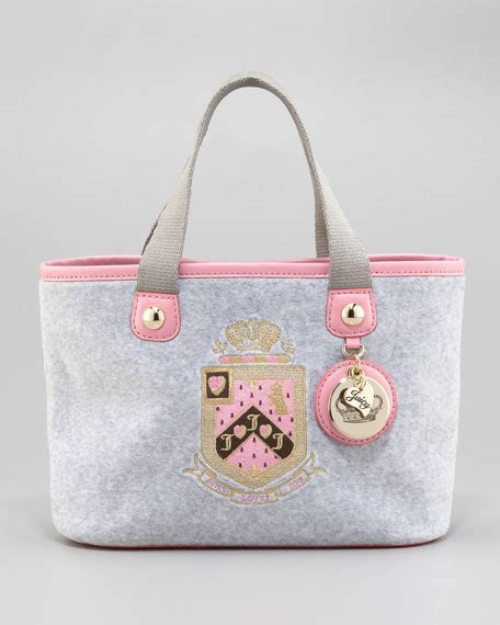 Couture Crest Tote by Couture Crest Embroidered Tote Bag Cozy
