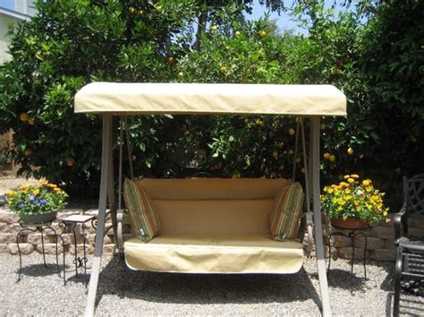hton bay outdoor swing home depot hton bay charm 2 seat swing canopy and