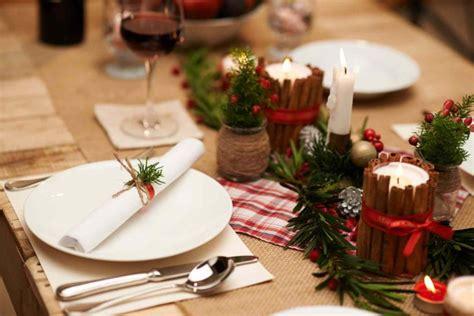 idee per addobbare la tavola come apparecchiare la tavola a capodanno donnad