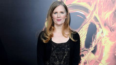 suzanne collins breaks silence supports hunger games
