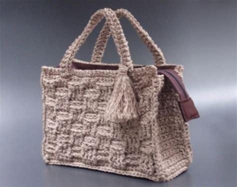 Tali Rami Bali 20 model tas rajut cantik untuk berbagai kesempatan