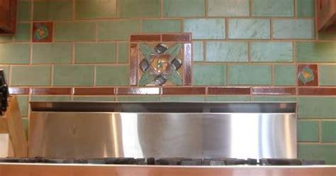How To Tile Backsplash Kitchen Cool Tile Backsplash Home Craftsman Mission Style