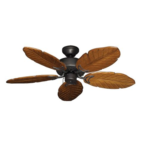 tropical ceiling fan blades 42 quot outdoor tropical ceiling fan rubbed bronze finish