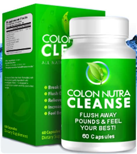 Does Flush Detox Work by Colon Nutra Cleanse Reviews Does Colon Nutra Cleanse