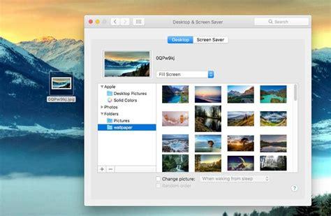 wallpaper program mac how to customise your mac s desktop sime software