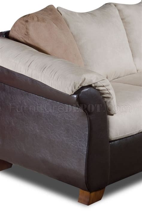 leather sofa and loveseat combo combo microfiber sofa loveseat set w dark bonded leather