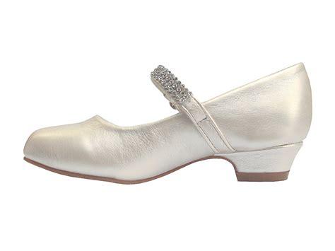 ivory dress shoes ivory low heel dress shoe w rhinestone