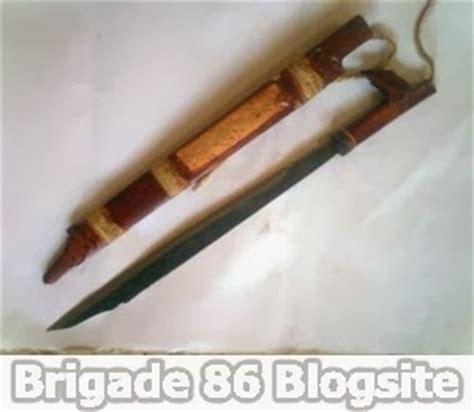 Gambar Senjata Tradisional Indonesia Lengkap Dengan Keterangan   BRIGADE 86   Cara Cepat Belajar
