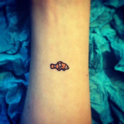 nemo tattoo designs clown fish my tattoos fish tattoos