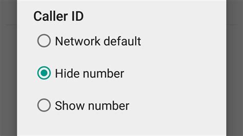 how to make your number on android how to hide your number in android tech advisor