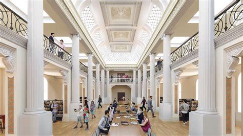 state library schmidt hammer lassen to lead 88 million renovation of