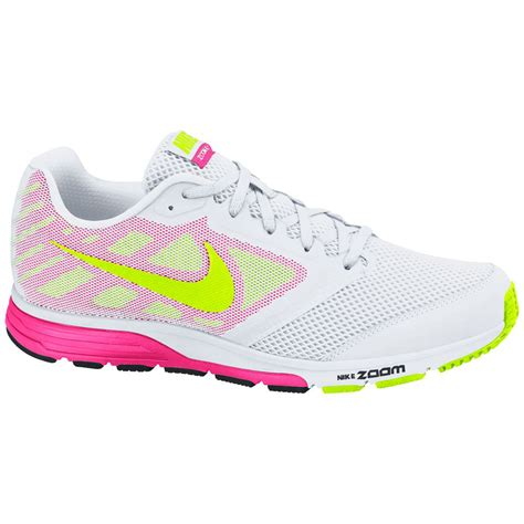 Zoot Womens 101 3 Inch Running 15 Pink wiggle nike s zoom fly shoes fa14 stability running shoes