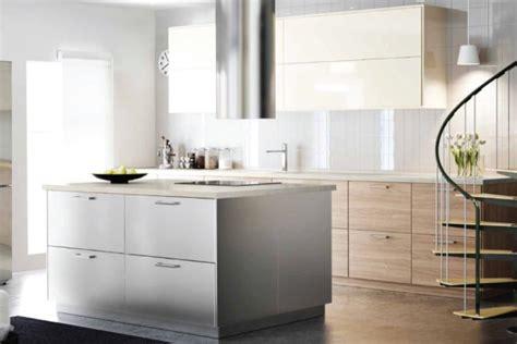 Superbe Meuble Cuisine Inox Ikea #3: ilot-central-cuisine-ikea.jpg