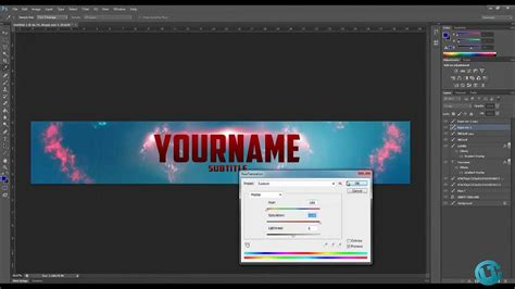 new youtube layout template free new youtube layout background template link in