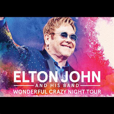 elton john quicken loans 2019 elton john tour tickets hype vacation