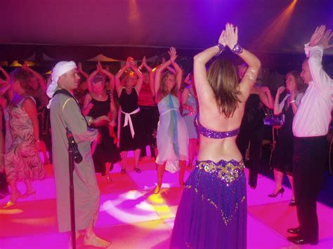 dance themed events arabian nights theme party preformance show live belly