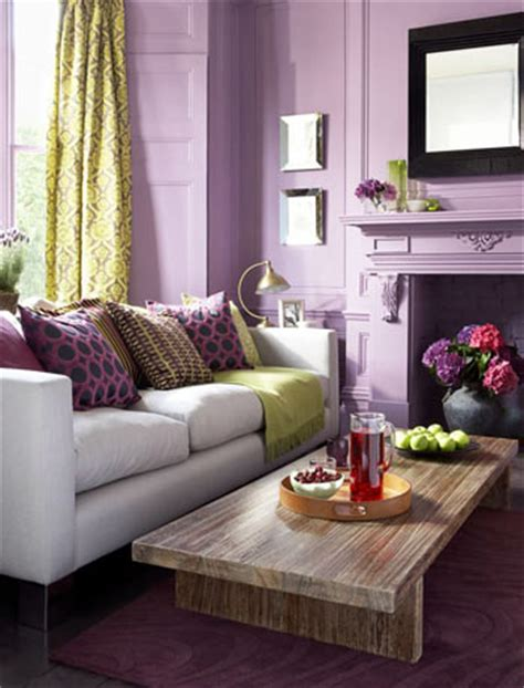 green and purple living room small things bright and beautiful color for s