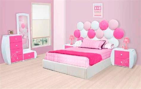 decoracion recamara blanca rec 225 mara infantil juvenil rosa fucsia blanca ni 241 a matri o