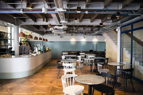 design cafe linkedin working capitol is an office space with a beer garden
