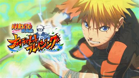 wallpaper game naruto naruto ultimate ninja blazing gameplay first footage new