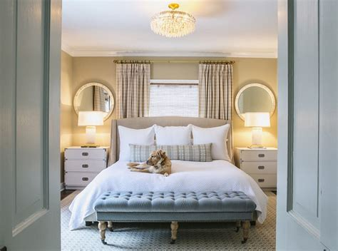 Decorate A Small Bedroom With Two Windows by 50 Ideas For Placing A Bed In Front Of A Window