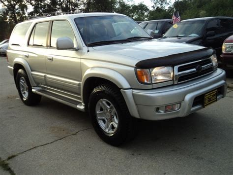 2000 Toyota 4runner For Sale 2000 Toyota 4runner Limited For Sale In Cincinnati Oh