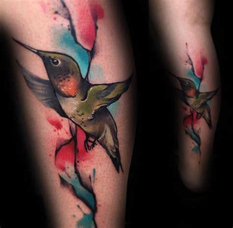 hummingbird tattoos for men 80 hummingbird designs for winged ink ideas