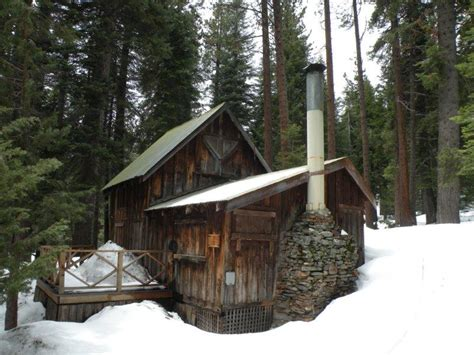 Mineral King Cabins by Mineral King Photo Album