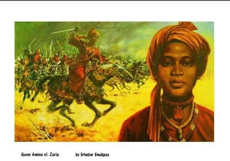 biography of queen amina of zaria hausa hero and warrior queen amina of zaria full history