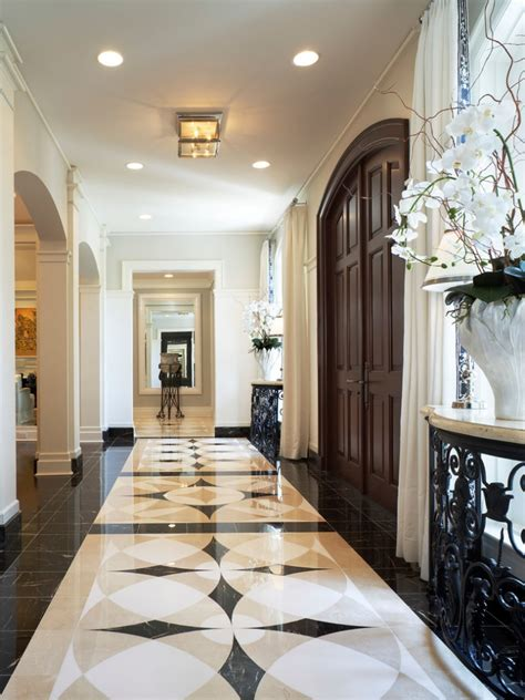 beautiful marble floor in the foyer 20 entryway flooring designs ideas design trends