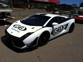 Lamborghini Sweepstakes Exclusive Pics Of New Bathurst 12 Hour Bull Fighter