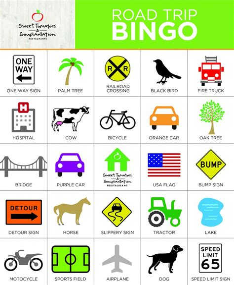 travel bingo card template 8 best images of printable restaurant bingo cards bingo