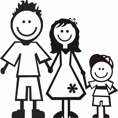 imagenes de cumpleaños para in hijo dibujos de familias felices con padres madres e hijos para