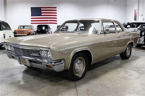1966 chevrolet belair fawn 1966 chevrolet bel air for sale mcg marketplace