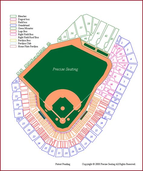 fenway stadium seat map review home decor