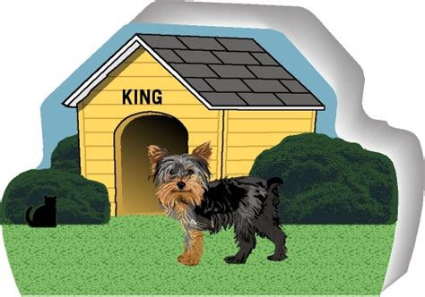 yorkie dog house dog house yorkie poo purrsonalize me the cat s meow village