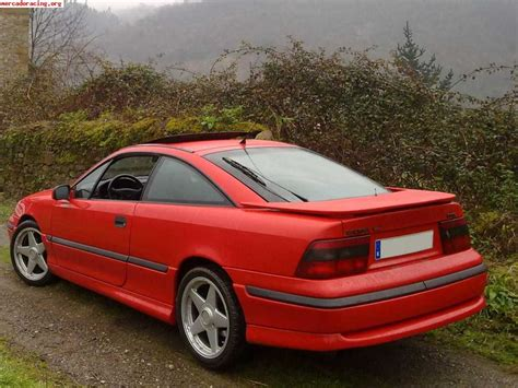 opel calibra turbo 1991 opel calibra turbo supercars net