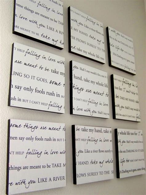 Headboard Lyrics by Modge Podge Lyrics Great Idea To Do With Our Wedding Song