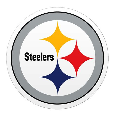 pittsburgh steelers fan shop nfl pittsburgh steelers logo magnet fitness sports